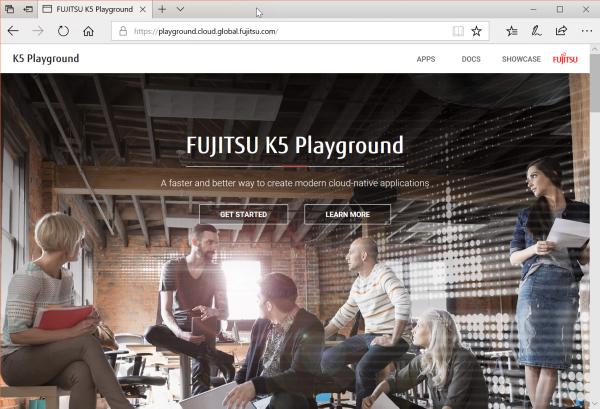 K5 Playground トップページ